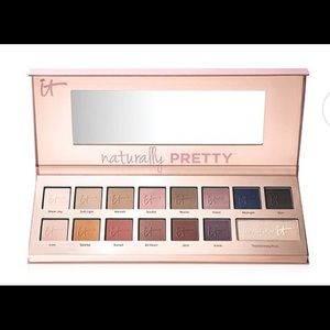 NEW IT Cosmetics Naturally Pretty Shadow Palette